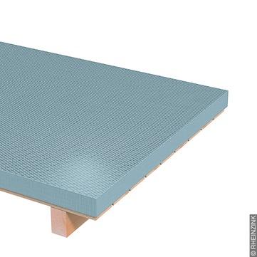 RHEINZINK Tafel 1,00mm 1000x2000 Rautenlochblech Classic walzblank