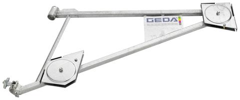 Geda-Dechentreiter Universalschwenkarm