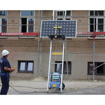 GED Solarl.250 Comf.11,5m.kpl. Tragfähigkeit bis 250kg
