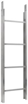 Geda-Dechentreiter Lift 200/250 Leiterteil 2 m mit Ringmutter komplett