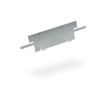SITA Kastenrinne 50 mm Kopfstück SitaDrain zum Einklemmen Sendzimirverzinkt