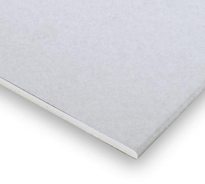 Saint Gobain Rigips Rigips Gipsplatte 12,5x2600x600 mm 1-Mann Die Weiße