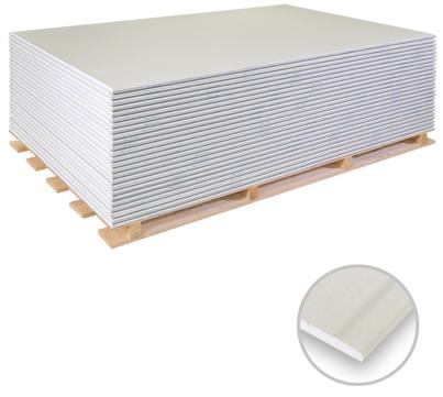 Saint Gobain Rigips Gipsplatte A 12,5x1250x2000 mm Bauplatte A2 GKB Weiß