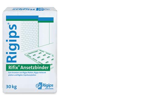 Saint Gobain Rigips Rifix Ansetzbinder 30 kg für Ausbauplatte