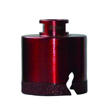 DIE Granitbohrkrone M-14 60mm Bohrkronen metalic rot
