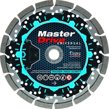 DIE Trennsch.Univ.230mm        DIAM Master Drive Bohrung.22,23mm