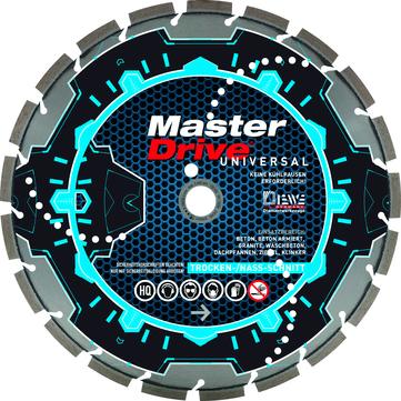 DIE Trennsch.Univ.300mm        DIAM Master Drive Bohrung.20,00mm