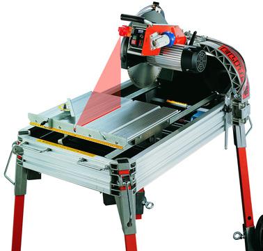 DIEWE Tischsäge Robust Elite 80 2,2 kW 350 mm Scheibe