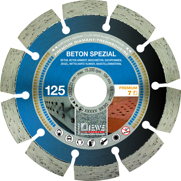 DIE Trennsch.Bet.Spezial 115mm DIAM Bohrung.22,23mm