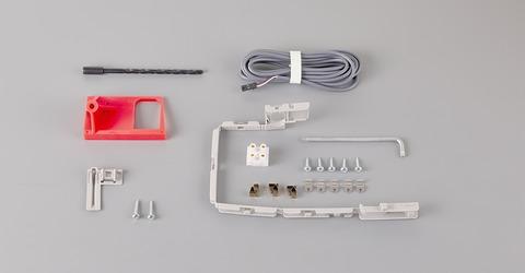 VELUX Solarzubehör ZOZ 241 Montage-Set für Elektro-Rollos, Größe CK02-UK10