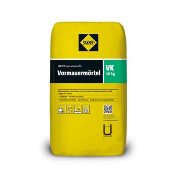 SAKRET Vormauermörtel VK 40 kg Anthrazit