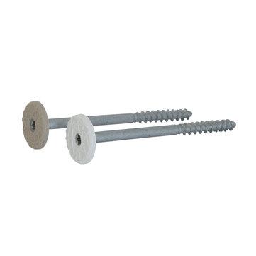 Knauf Insulation Betonschraube DDS Plus 50mm 100 Stück im Paket Heraklith Beige