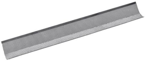 HDI-Bolte Kiesfangleiste 1 m Feuerverzinkt