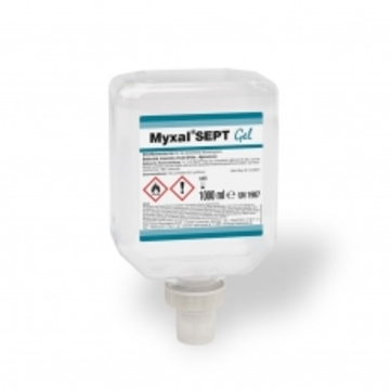 Intra Gel Myxal Sept 1000 ml Neptuneflasche