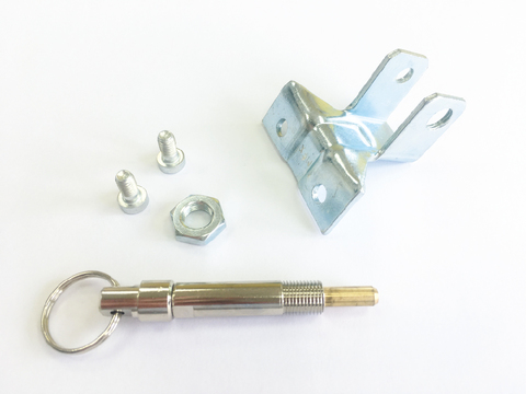 ESSMANN Schnappverschluss kombinierter Dachausstieg Öffnung V (Spindelöffner), VI (Huböffner) + Motor 810