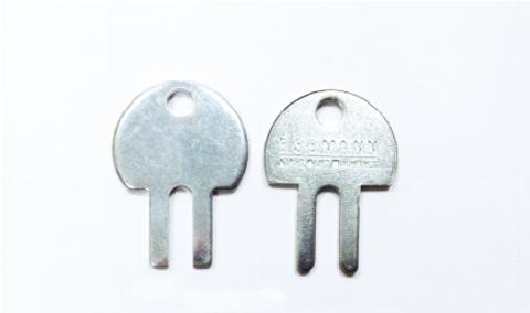 ESSMANN Schlüssel für Lichtkuppel-Schloss 810