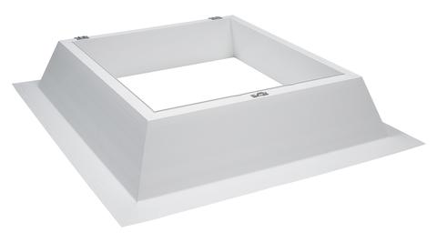 ESSMANN Aufsetzkranz 30 cm Ausführung I 120x120 cm Isolation PVC