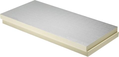 puren Dämmplatte FD-L 80 mm mit Falz 1200x 600 mm kaschiert WLS 023
