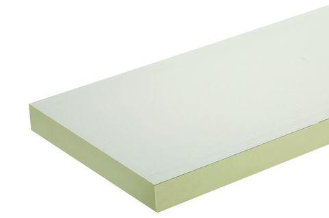puren Dämmplatte Mineralvlies 20 mm ohne Falz 1200x 600 mm kaschiert WLS 029