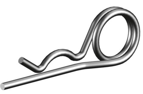 Layher Sicherungsstecker 2,8 mm