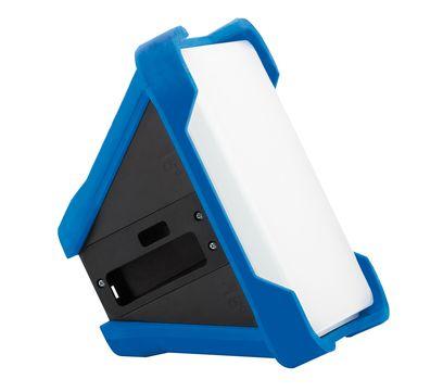 Hedi LED-Arbeitsleuchte Cube AL35LED Schwarzblau