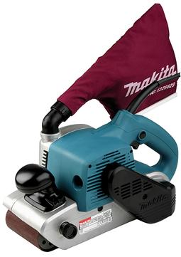 Makita Bandschleifer elektrisch 9403J 1200 Watt im Makpak