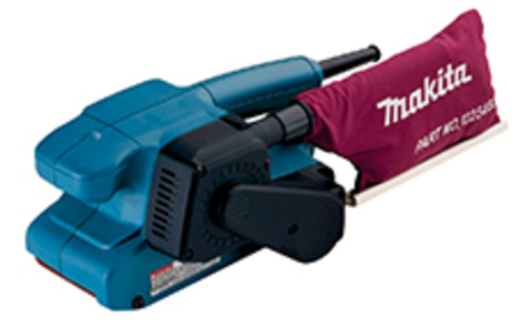 Makita Bandschleifer elektrisch 9911J 650 Watt im Makpak