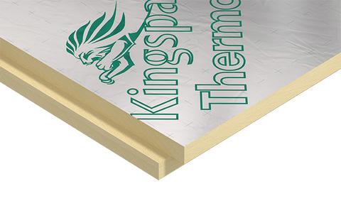 Kingspan Insulation Therma TR26 140x2400x1200 mm FM Flachdach Dämmplatte WLS 023