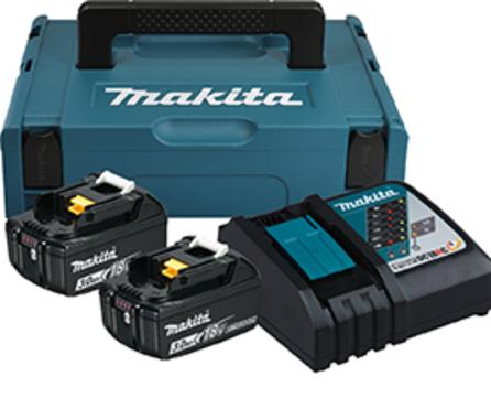 Makita Power Source Kit 197952-5 3 Ah 18,0 Volt