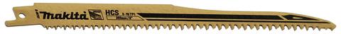 Makita Reciproblatt HCS 203 mm 10 Zähne für JR3050T 5 Stück