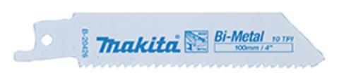 Makita Reciproblatt BI 130 mm 6,4 Zähne B-05175 Holz