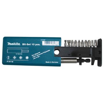 Makita Bit-Box 10-teilig für HP1500