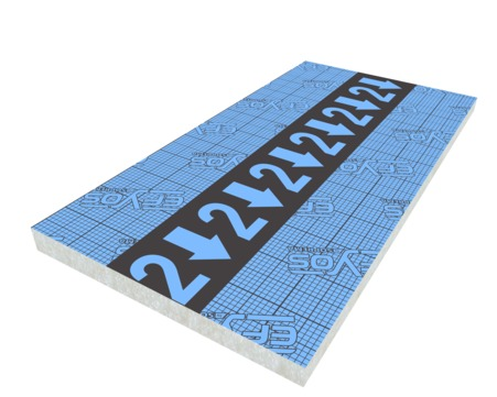 SOPREMA DAA dh PIR Firstplatte 2a 57 Efyos Blue Smart A 120kPa 1200x 600 WLS 023