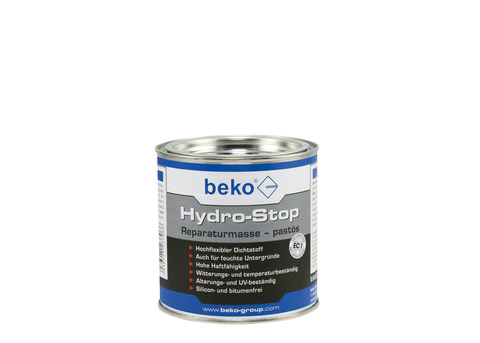 Beko Hydro Stop Reparaturmasse 1kg Dose Reparaturmasse Pastös