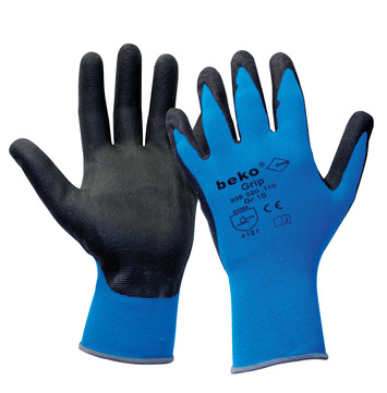 Beko Arbeitsschutzhandschuh Gr. 11 Grip geprüft nach EN388