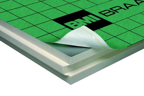 Braas DivoDämm Top 2 160 mm Nut/Feder Außenmaß 2400x1240 mm, Einbaumaß 2380x1220 mm WLS 023