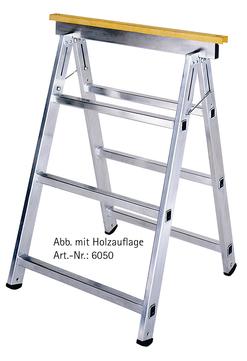 Geis&Knoblauch Arbeitsbock 0,80x0,70 m Alu