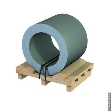 RHEINZINK Band 0,70 mm/ 500 mm 1000 kg Prepatina schiefergrau