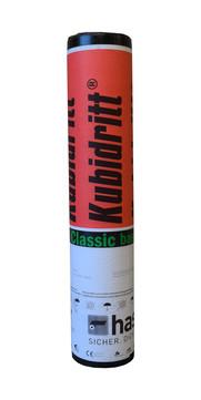 Hasse&Sohn Kubidritt Classic 1,00x5m Basaltschwarz