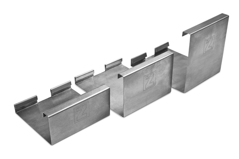 ZinCo Halter DP-Fix für DP 80 80mm Aluminium