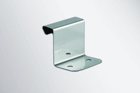 Rees Festpunkthaft 25 mm Nr. 5 HA-5350 500St/Kar für Winkelfalz Edelstahl V2A