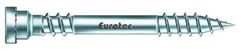E.U.R.O. Tec Terrassotec 5,5x100 mm Torx 25 500 Stück/Paket Edelstahl