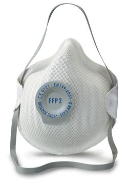 Intra Feinstaubmaske FFP2 Nr D 2405 nach EN149 mit Klimaventil