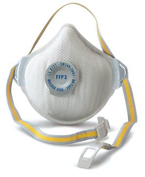 Intra Feinstaubmaske FFP3 Nr 3505 Schutzfaktor = 30 fach MAK