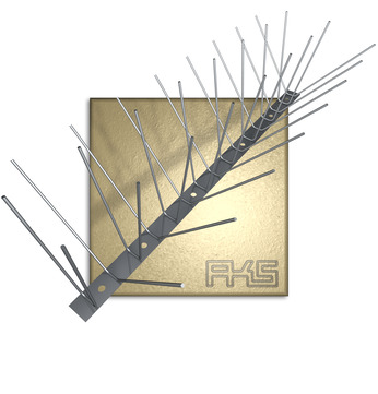 AKS PIXX-Quat.Bl.2,0mm 100cm V2A