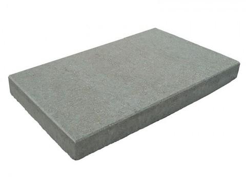 Diephaus Betonplatte Greyline 60x40x4cm mit fase Zementgrau