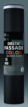 Dörken DELTA-Fassade Color 1,50x30m 32 Rollen je Palette Onyxschwarz