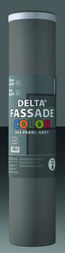 Dörken DELTA-Fassade Color 1,50x30m 32 Rollen je Palette Perlgrau