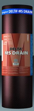 DÖR DELTA-MS Drain 4mm 30x2,0m
