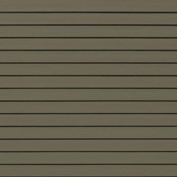 Eternit Cedral Lap Struktur 10 mm C58 3600x190 mm Grün